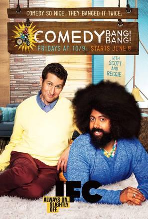 """""""Comedy Bang! Bang!"""" - Movie Poster (thumbnail)"""