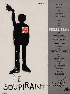 Le soupirant - French Movie Poster (thumbnail)