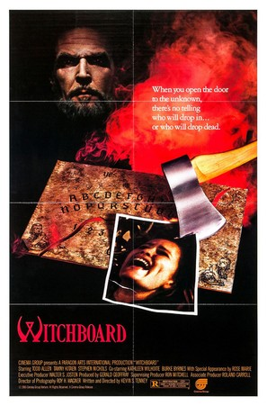 Witchboard - Movie Poster (thumbnail)
