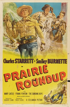 Prairie Roundup - Movie Poster (thumbnail)