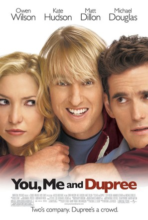 You, Me and Dupree - Movie Poster (thumbnail)