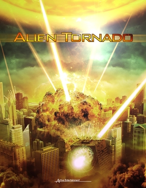 Alien Tornado - Movie Poster (thumbnail)