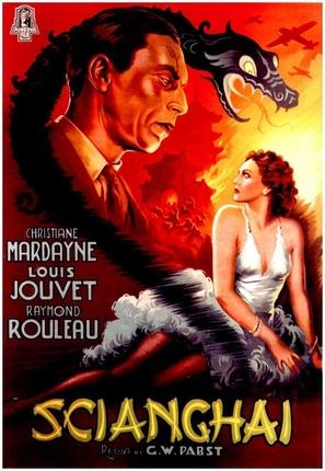 Drame de Shanghaï, Le - Italian Movie Poster (thumbnail)