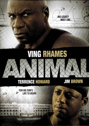 Animal - DVD movie cover (thumbnail)