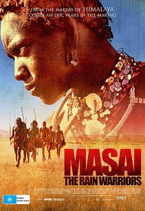 Massai - Les guerriers de la pluie - poster (thumbnail)