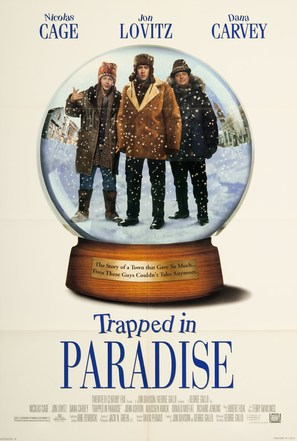 Trapped In Paradise - Movie Poster (thumbnail)