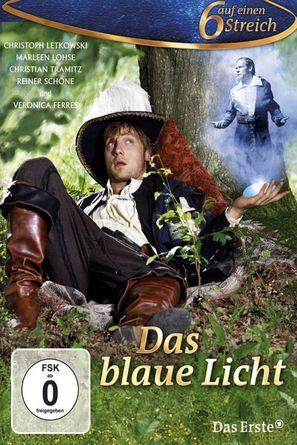 Das blaue Licht - German Movie Cover (thumbnail)