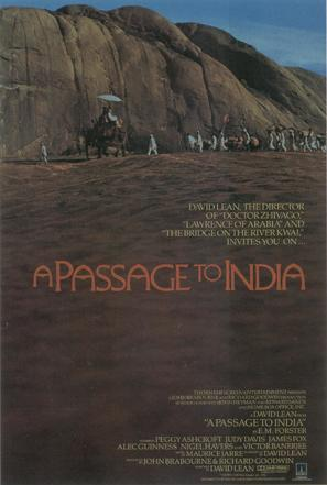 A Passage to India - Movie Poster (thumbnail)