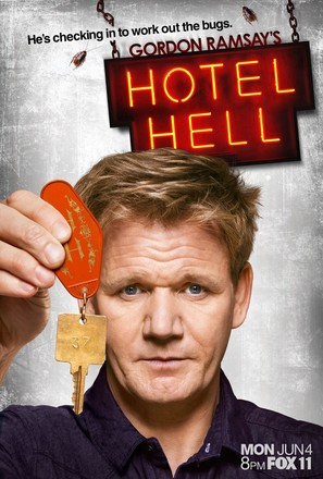 """""""Hotel Hell"""" - Movie Poster (thumbnail)"""