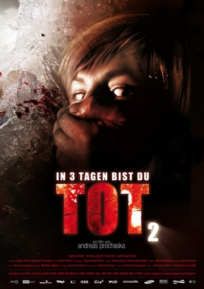 In 3 Tagen bist du tot 2 - Austrian Movie Poster (thumbnail)