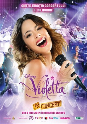 """Violetta"" - Romanian Movie Poster (thumbnail)"
