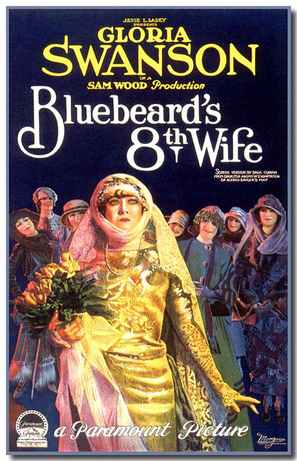 Bluebeard's Eighth Wife - Movie Poster (thumbnail)