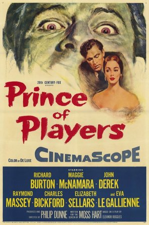 Prince of Players - Movie Poster (thumbnail)