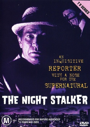 The Night Stalker - Australian Movie Cover (thumbnail)