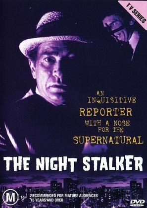 The Night Stalker - Australian Movie Cover (thumbnail)