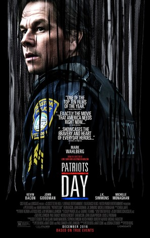 Patriots Day - Movie Poster (thumbnail)