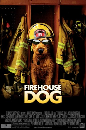 Firehouse Dog - Movie Poster (thumbnail)