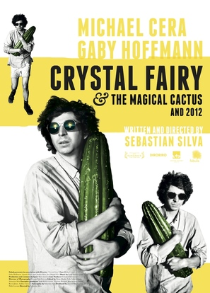 Crystal Fairy - Movie Poster (thumbnail)