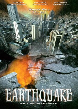 Nature Unleashed: Earthquake - poster (thumbnail)