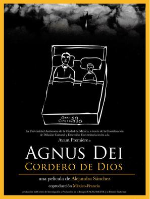 Agnus Dei: Lamb of God - Mexican Movie Poster (thumbnail)