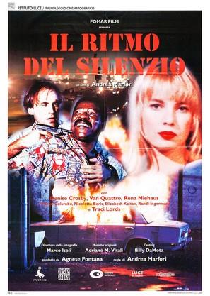 Il ritmo del silenzio - Italian Movie Poster (thumbnail)