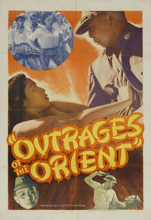 Outrages of the Orient - Movie Poster (thumbnail)