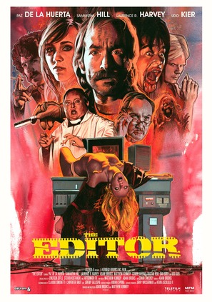 The Editor - Canadian Movie Poster (thumbnail)