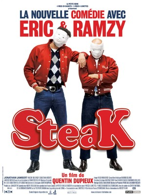 Steak - French Movie Poster (thumbnail)