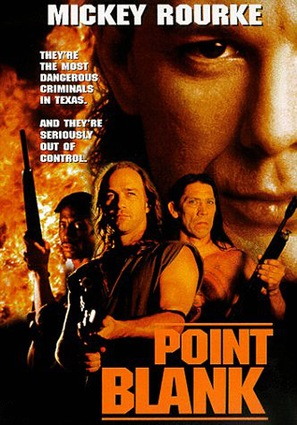 Point Blank - DVD cover (thumbnail)
