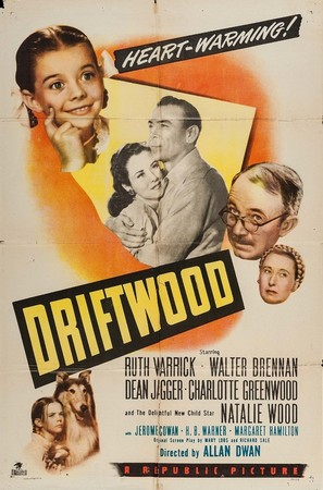 Driftwood - Movie Poster (thumbnail)