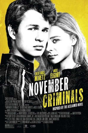 November Criminals - Movie Poster (thumbnail)