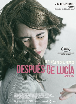 Después de Lucía - French Movie Poster (thumbnail)