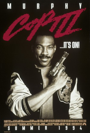Beverly Hills Cop 3 - Movie Poster (thumbnail)