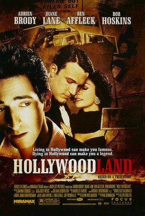 Hollywoodland - Theatrical movie poster (thumbnail)