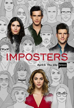 """""""Imposters"""" - Movie Poster (thumbnail)"""