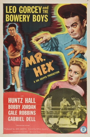 Mr. Hex - Movie Poster (thumbnail)
