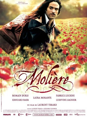 Molière - French Movie Poster (thumbnail)
