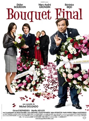 Bouquet final - French Movie Poster (thumbnail)