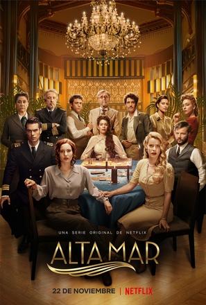 """Alta mar"" - Spanish Movie Poster (thumbnail)"