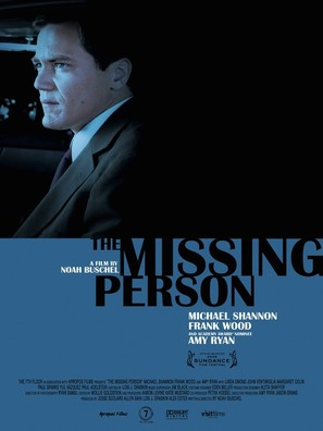The Missing Person - Movie Poster (thumbnail)