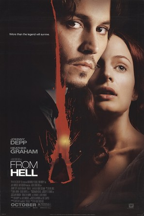 From Hell - Movie Poster (thumbnail)
