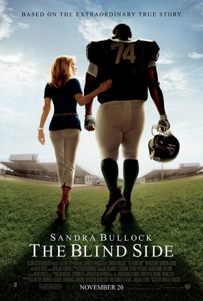 The Blind Side - Movie Poster (thumbnail)
