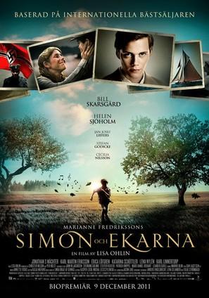 Simon and the Oaks - Swedish Movie Poster (thumbnail)