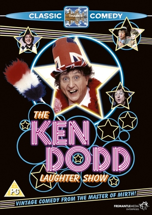 """""""The Ken Dodd Laughter Show"""" - British Movie Cover (thumbnail)"""