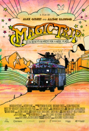 Magic Trip - Movie Poster (thumbnail)