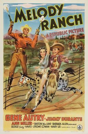 Melody Ranch - Movie Poster (thumbnail)