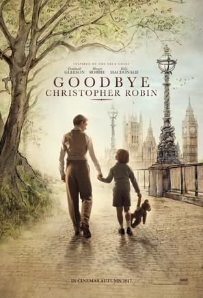 Goodbye Christopher Robin - British Movie Poster (thumbnail)