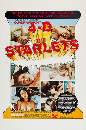 The Starlets - Movie Poster (thumbnail)