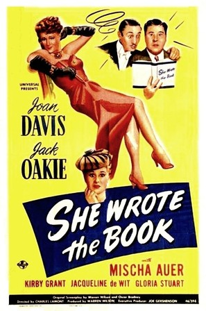 She Wrote the Book - Movie Poster (thumbnail)