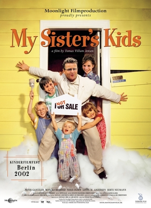 Min søsters børn - Danish Movie Poster (thumbnail)